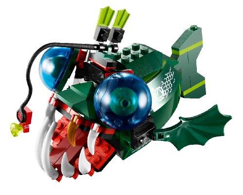 Imagen 6 de LEGO Atlantis 7978 - Ataque al Pescador (ref. 4584112)