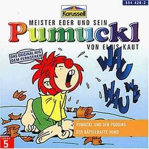 5: Pumuckl und der Pudding / Der rätselhafte Hund