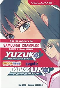 Yuzuko Peppermint Edition simple Tome 1