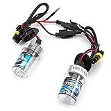 HID 35W Xenon Ampoule de Rechange de Voiture Phare de Super Vision Lampe H8/9/11...