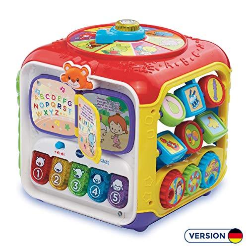 Vtech bebé 183404-Descubrimiento Cube