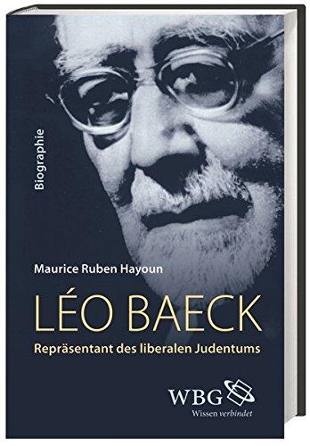 Leo Baeck: Repräsentant des liberalen Judentums