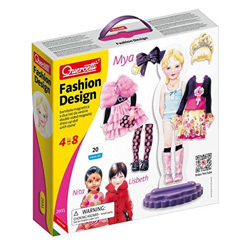 Quercetti - 2931 Fashion Design - Mya