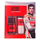 Marc Marquez Hero Set de Agua de Colonia y Desodorante - 250 ml
