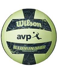 Wilson AVP Illuminator Glow in the Dark Outdoor Volleyball von Wilson Sporting Goods