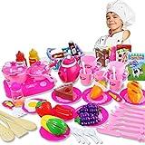 LoKauf 54er Kinder Küchenspielzeug Cutting Toy Schneiden Küchengeschirr - Best Reviews Guide