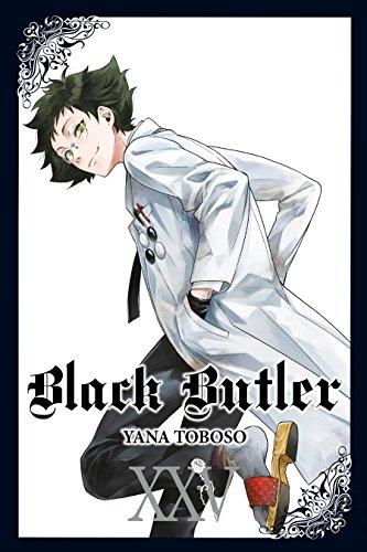 25 Vol Black Butler