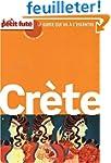 Carnet de Voyage Crete, 2009 Petit Fute