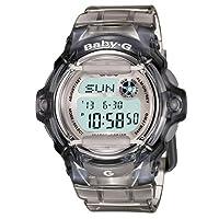 Casio Sport Watch Digital Display Quartz For Women Bg169R-8, Grey