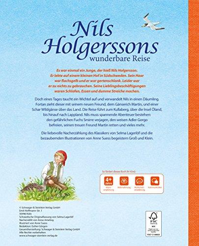 Nils Holgerssons wunderbare Reise: Alle Infos bei Amazon