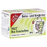 H&S Kindertee Bio Fencheltee N 36 Gramm
