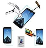 Best 4s Screen Protectors - Acm Tempered Glass Screenguard for Alcatel Idol 4s Review
