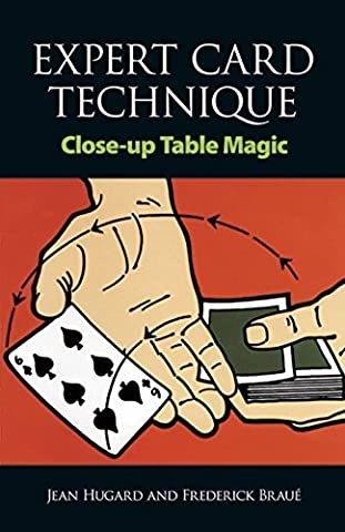 Magic Tricks - Expert Card Technique: Close-up Table Magic With