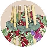 Discos de sujeción para tutores / plantas Garland (2x)