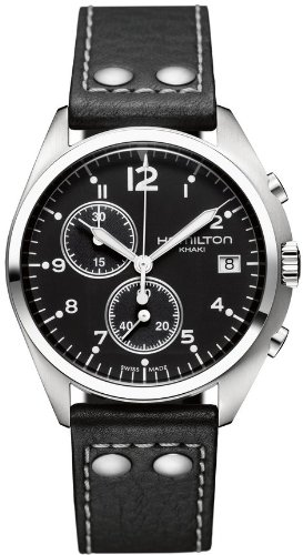 Hamilton Men's Wristwatch XL Automatic Analog Stainless H76512733