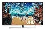 Samsung UE55NU8000 55' 4K Ultra HD Smart TV Wi-Fi Nero, Argento