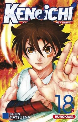 Ken-ichi - saison 2, Les Disciples de l'ombre - tome 18 (18) par Shun MATSUENA