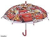 Perletti perletti5051738x 8cm Boy Cars Bedruckt Sicherheit Öffnender Regenschirm