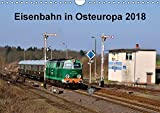 Eisenbahn Kalender 2018 - Oberlausitz und Nachbarländer (Wandkalender 2018 DIN A4 quer): Dampfloks, Dieselloks und Triebwagen in vier verschiedenen ... [Kalender] [Apr 01, 2017] Heinzke, Robert