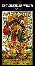 Universal Wirth Tarot: 78 Tarot-Karten mit dt. Anleitung