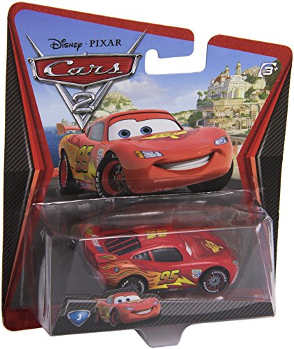 :55 - Lightning McQueen (Cast Autos)