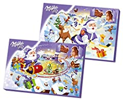 Idea Regalo - Milka Calendario dell'Avvento 200g