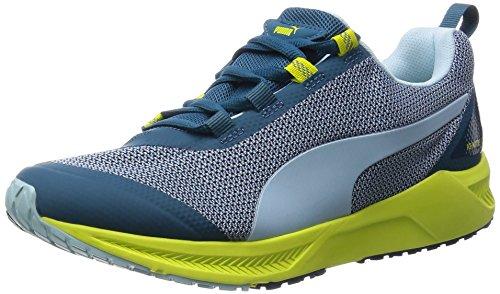 Puma - Ignite Xt Wn'S, Scarpe Da Ginnastica da donna, Blu (Blau (clearwater-blue coral-sulphur spring 01)), 38