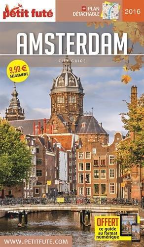 Petit Futé Amsterdam : Avec un plan détachable