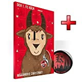 1. FC Köln Kalender Adventskalender Weihnachtskalender 2012