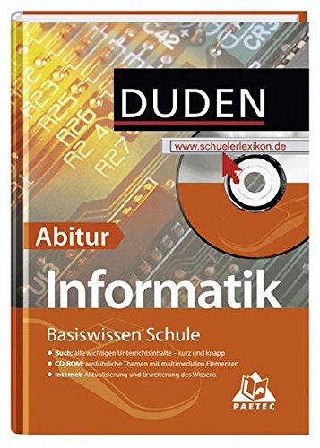 Informatik Abitur (Basiswissen Schule)