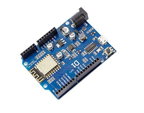 ESP di 12E Wemos D1WiFi uno Based esp8266Shield For Arduino prototipazione fai da te