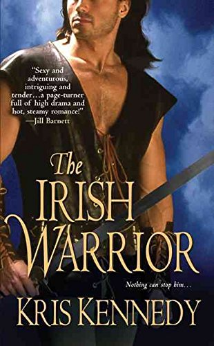 [(The Irish Warrior)] [By (author) Kris Kennedy] published on (June, 2010)