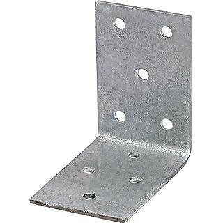 50 Stück Lochplattenwinkel 60x60x60x2.0