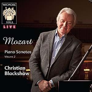 Mozart: Piano Sonatas Volume 2 - Christian Blackshaw