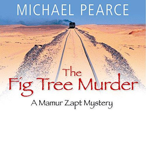 The Fig Tree Murder  Audiolibri