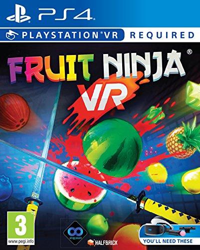 Fruit Ninja (PSVR/PS4) [Importación inglesa]