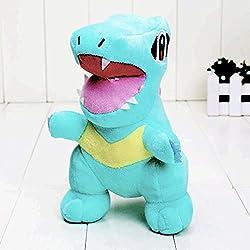 Pokemon Go - TOTODILE pupazzo di peluche di qualità - High Quality Toy