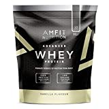 Best Whey Protein Supplements - Marque Amazon - Amfit Nutrition Advanced Whey protéine Review