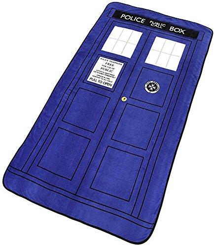 Doctor Who TARDIS-Coperta