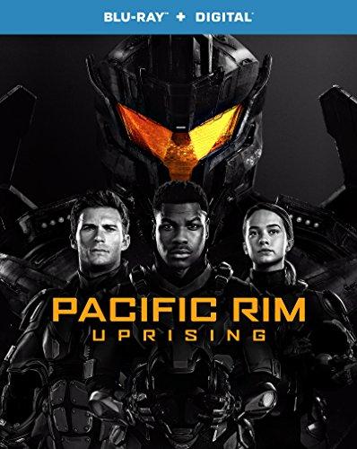 Pacific Rim Uprising (Blu-Ray Plus Digital Download)