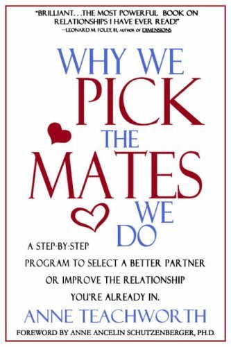 Why We Pick The Mates We Do (Psychogenetics System) by Anne E Teachworth (2005-09-30)