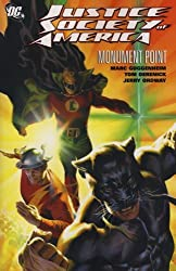 Justice Society of America - Monument Point by Marc Guggenheim (2012-02-24)