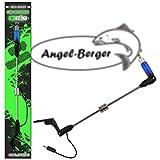 Angel-Berger Swing Indicator Pendel Bissanzeiger verschiedene Farben (Blau)