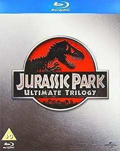 Jurassic Park Ultimate Trilogy [Blu-ray][Region Free]