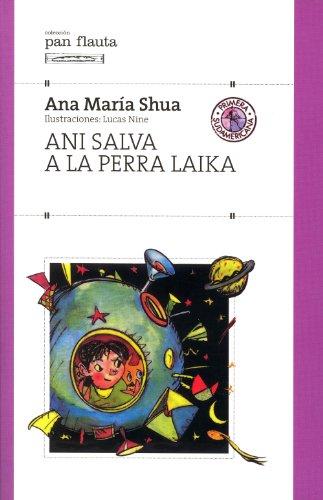 Portada del libro Ani salva a la perra Laika