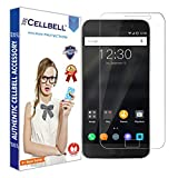 Cellbell Tempered Glass Screen Protector for Lenovo Zuk Z1- Bronze Edition (Transparent)
