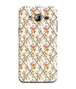 99Sublimation Designer Back Case Cover For Samsung Galaxy On7 Pro :: Samsung Galaxy On 7 Pro (2015) Simple Rose Design Design
