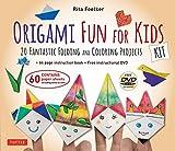 Telecharger Livres Origami fun for kids kit (PDF,EPUB,MOBI) gratuits en Francaise