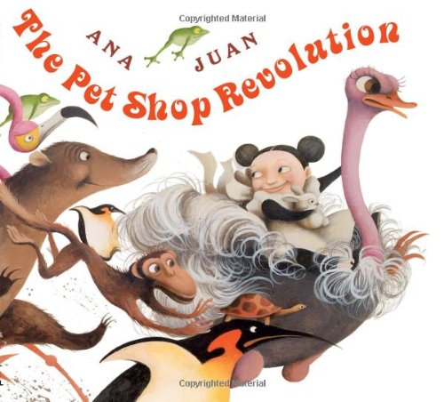The Pet Shop Revolution por Ana Juan