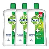 #8: Dettol Original Liquid Soap Jar - 900 ml (Pack of 3)